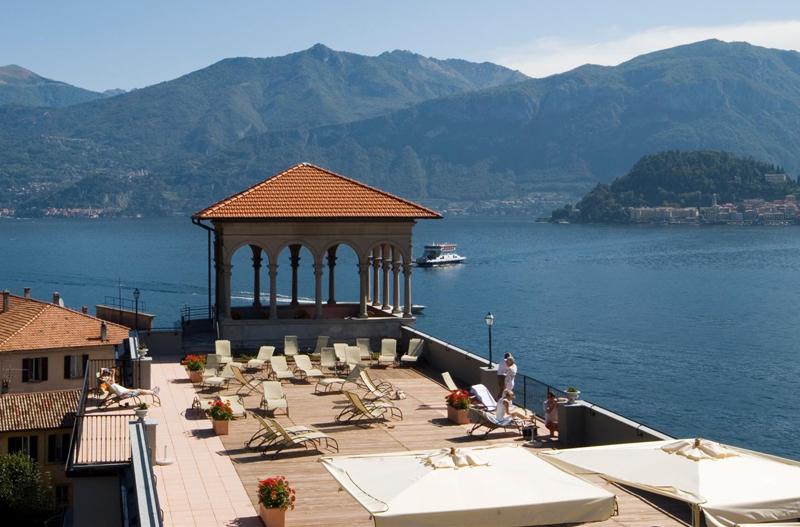 Lago Di Como Glitzernder See Prachtige Villen Horst Becker